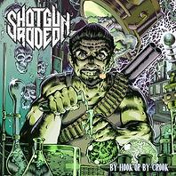 shotgun rodeo by hook or by hook artwork