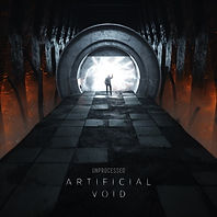 Unprocessed antificial void artwork 350.