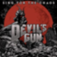 DEvil's Gun SIng For The Chaos artwork.j