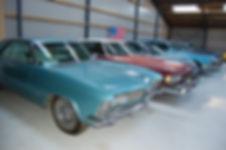 Reersø Amerikanerbil Museum - besøg os i sommerferien