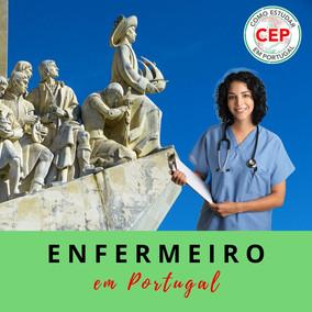 Enfermeiro brasileiro em Portugal