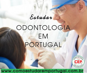 Quer estudar Medicina Dentária (Odontologia) em Portugal?