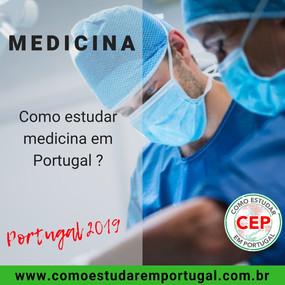 Como estudar medicina em Portugal?