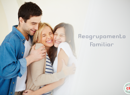 Você e sua família rumo à vida nova em Portugal