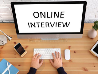 Five Tips To Nail A Virtual Interview