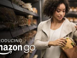 "Amazon ""GO"" Markets: Brand Innovation"