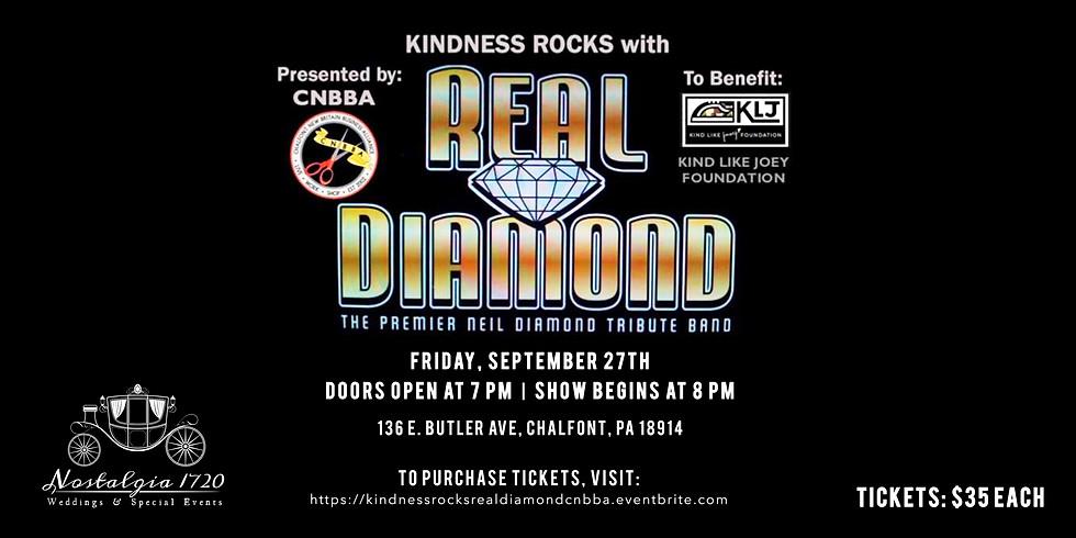 REAL DIAMOND: THE PREMIER NEIL DIAMOND TRIBUTE BAND