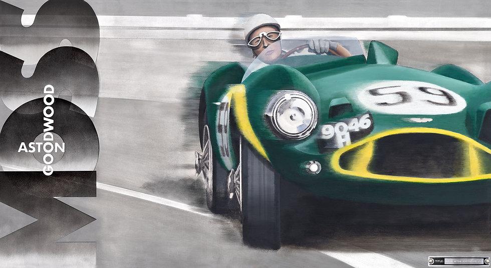 Moss Aston Goodwood
