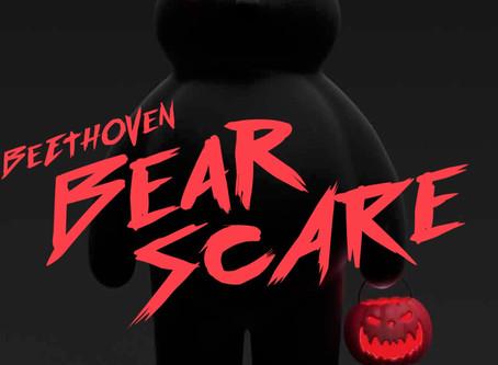 BEAR SCARE WRISTBANDS