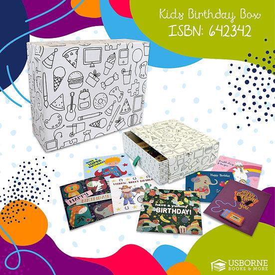Kids' Birthday Box