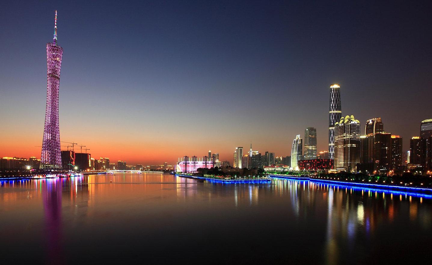 Карго в Гуанчжоу