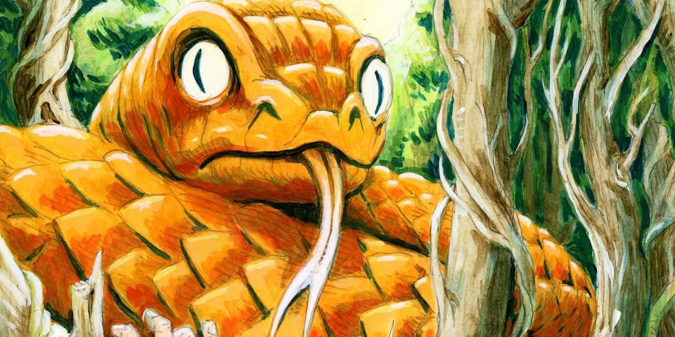 DCC: The Demon Serpent of Balmorphos (Reaver Con)