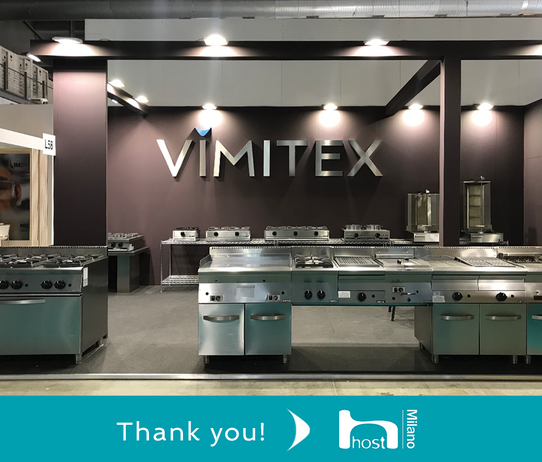Thank you for visiting us at Host Milano 2019