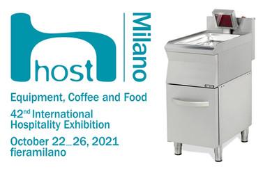 HOST Fiera Milano - October 20-26, 2021