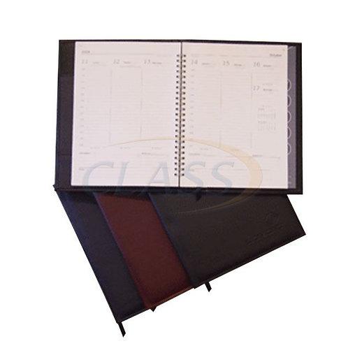 Agenda en PIEL de escritorio  CLASS  CACL01P