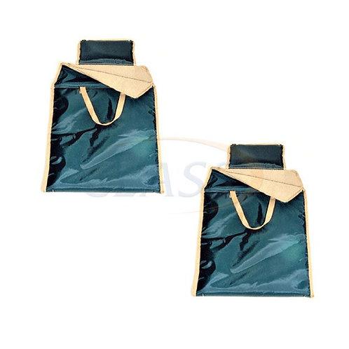 Bolsa cama para playa con interior de toalla.   M8002