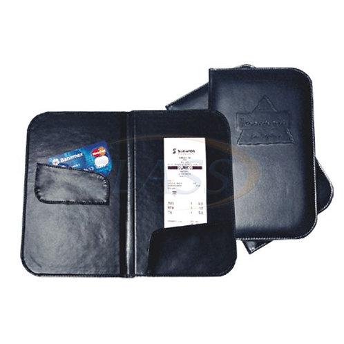 Portacomanda en curpiel con aplicacion  APRO01