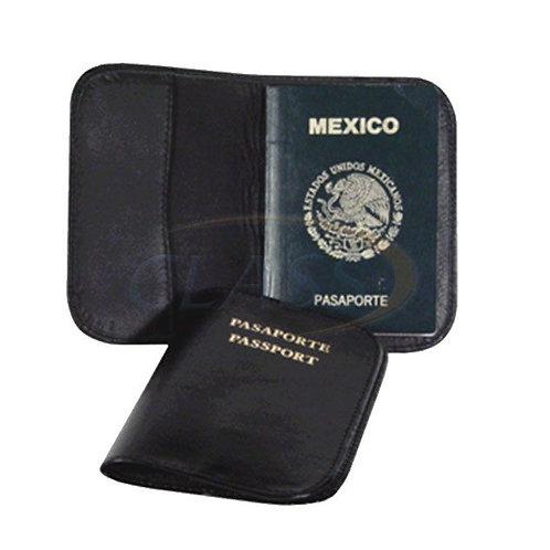 Portapasaporte basico en piel  PPD03