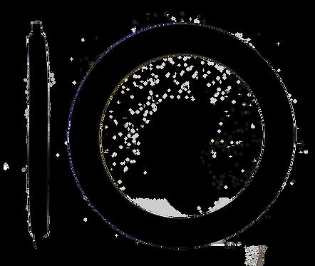 """Empaque 1½"""" para Unión Clamp O40MP"""