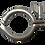 """Thumbnail: Abrazadera Clamp de 2 Piezas 6"""" O13MHH"""