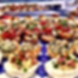 appetizers // regram from @stylenewport.