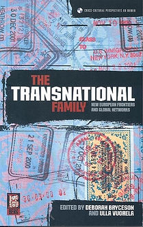 the transnational family book cover