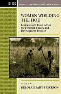 Women wielding the hoe book cover