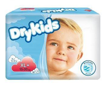 TENA pieluchy dla dzieci DRY KIDS