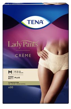 TENA Lady Pants Crème - pieluchomajtki