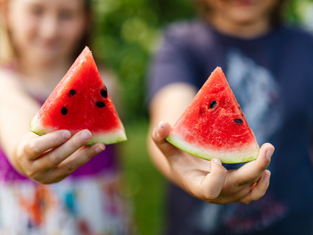 Top 10 Clean-Eating Summer Snack Ideas