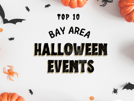 Top 10 Bay Area Halloween Events for 2021