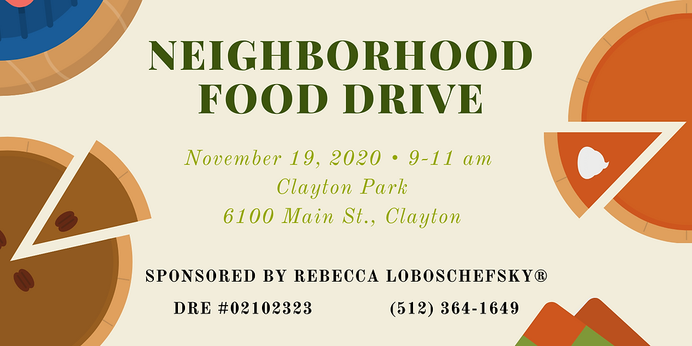 Let's Come Together to Feed Our Community!