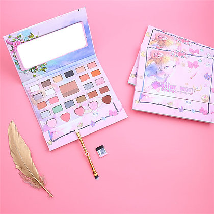 Sailor Moon Eyeshadow Palette - Limited Edition
