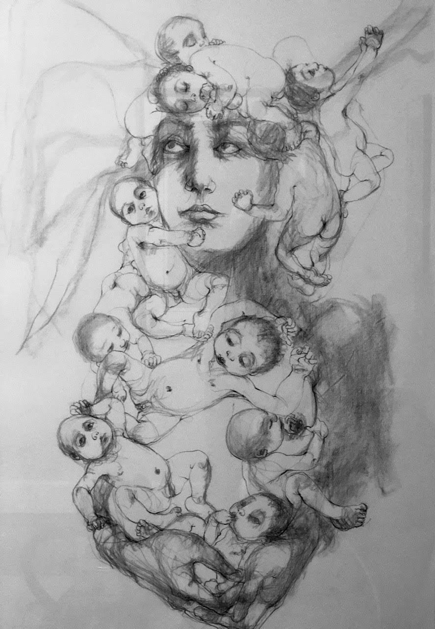 Claire Weissman Wilks | Hillmother I