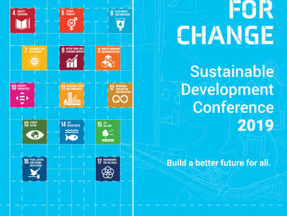 1 Day, 17 Goals - UNACTO's Blueprint for Change: Sustainable Development Conference 2019