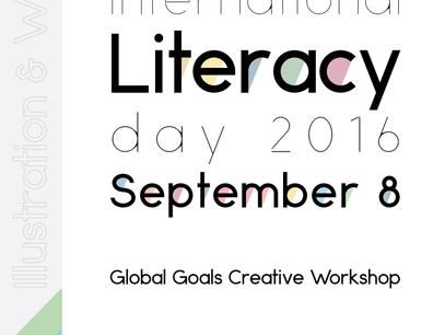 International Literacy Day 2016 Workshop