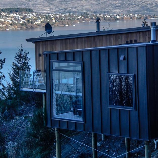 Vertical Drop House