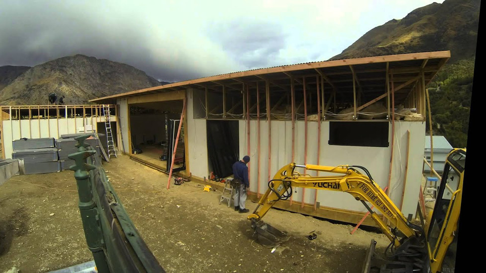 Timelapse Riverview Residence