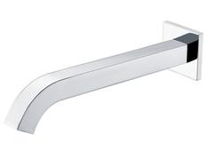 Mizu Block Chrome 250mm Bath Spout