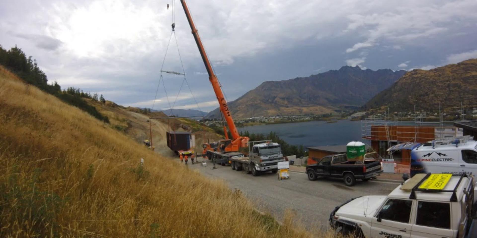 Lift Off Truck