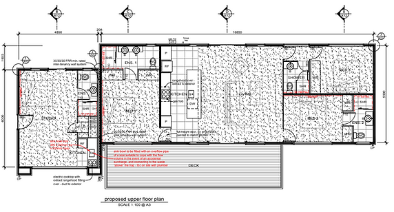 Sophisticated Home & income upper floor