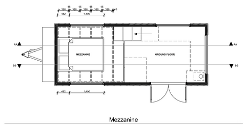 Mavora Mezzanine Floor Plan