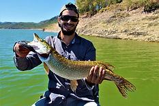 vidéo de pêche