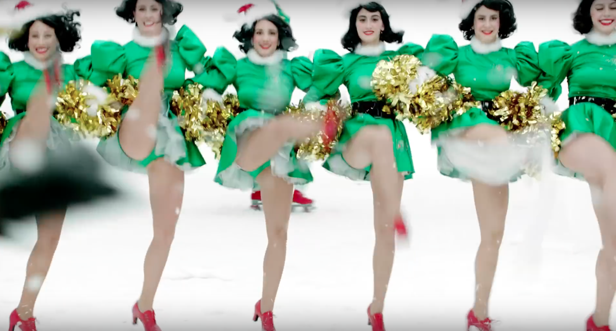 From the makers of Happy & Merry H&M presents Katy Perry
