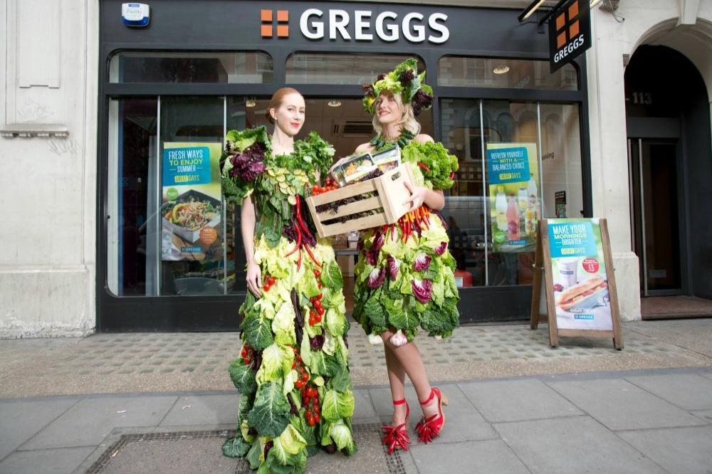 Greggs- Salad Dresses