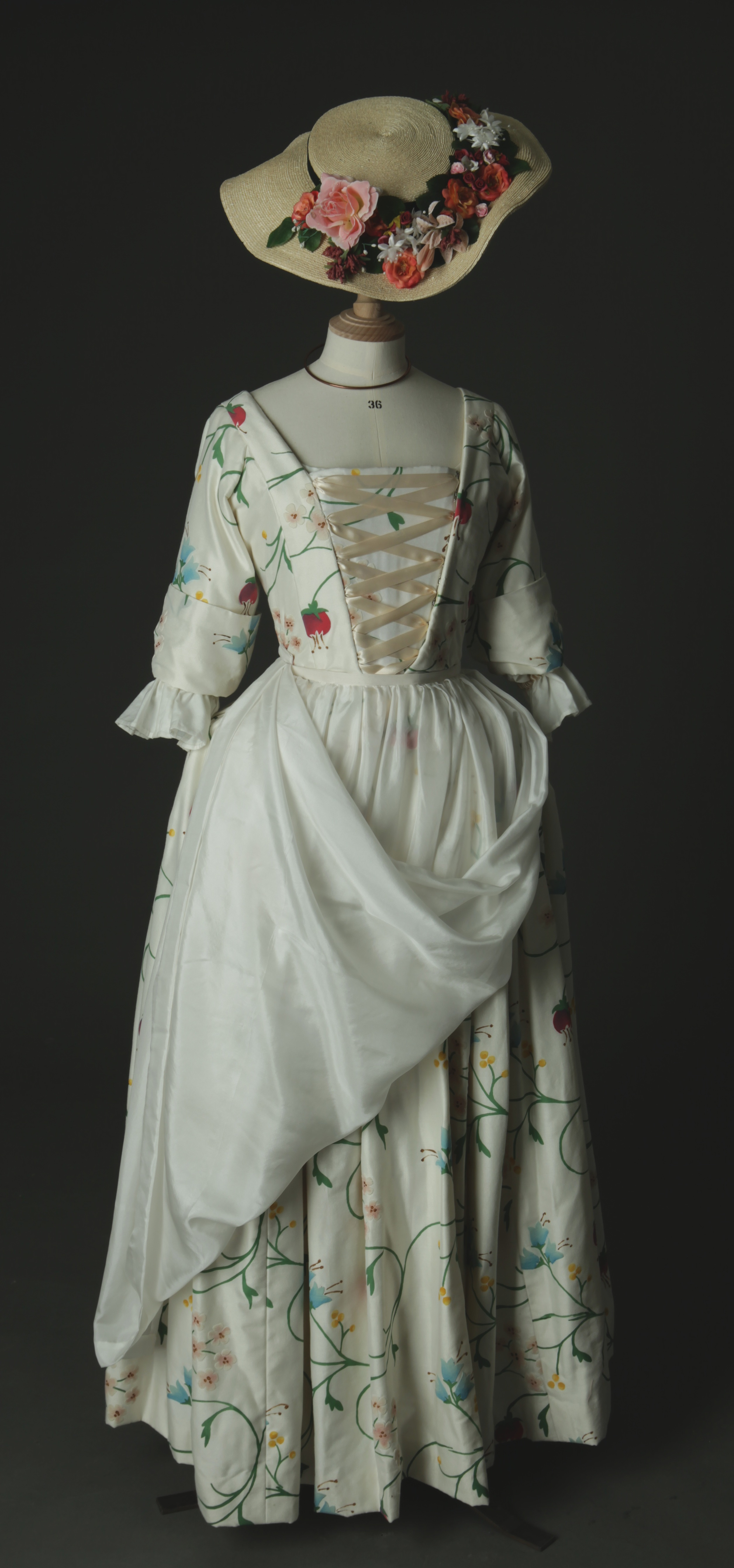 1700's Milkmaid