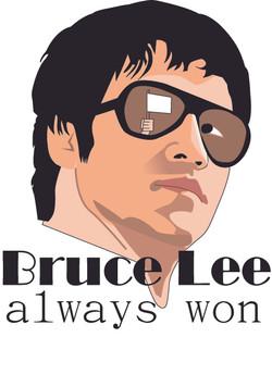 Bruce Lee always won