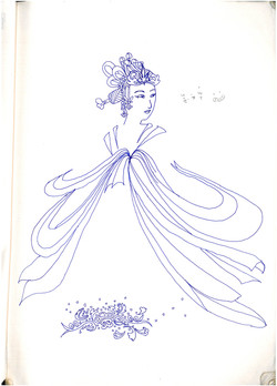 古代宮女002Ancient palace girl002