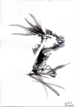 劍士Man with sword