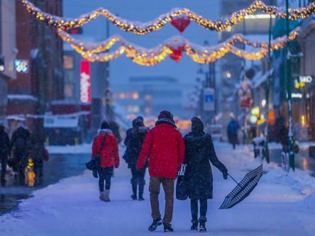 Oppsummering fra medlemsmøte om Jul i Tromsø